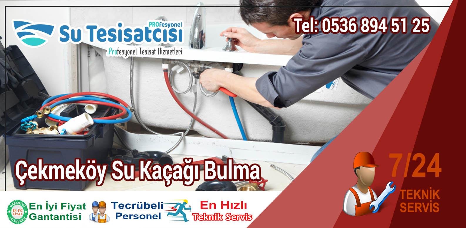 Çekmeköy Su Tesisatçısı işlerinden faydalanmak adına hemen firmamızın kalitesini arayarak görün.