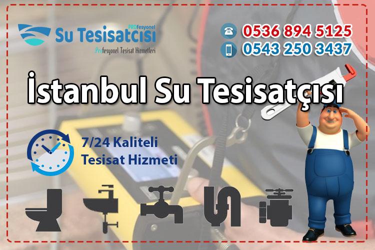 İstanbul Su Tesisatçısı